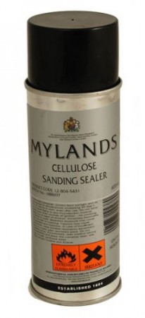 RECORD POWER MYLANDS AEROSOL CELLULOSE SANDING SEALER 400ML