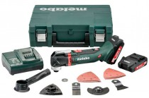 Metabo MT18LTX Cordless Multi-Tool with 2 x 2.0Ah Li-Ion Batteries was £259.95 £199.95