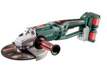 "Metabo WPB 36-18 LTX BL (36V 2 x 18v) 230 230mm 9"" Cordless Brushless Angle Grinder with Dead-mans Paddle & Brake, Body  £399.95"