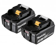 Makita BL1830B 18volt Li-ion 3.0Ah Battery (Pack Of 2) £89.95
