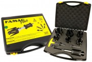 Famag Paroli All Round Universal 8 Pcs Hole Saw Kit, 2166808 £159.95