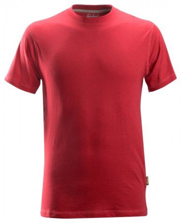 Snickers 2502 T-Shirt - Chilli Red