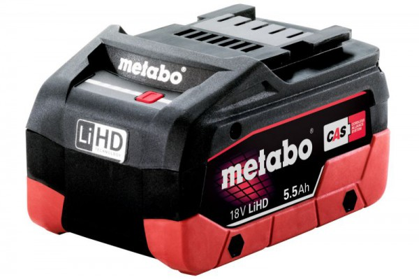 Metabo 18V 5.5Ah LiHD Battery