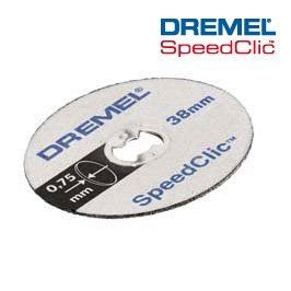 DREMEL 409 Thin Cutting Wheels 5 Pack