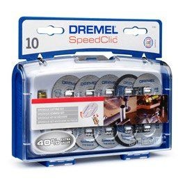 DREMEL 690 Speed Clic Cutting Kit