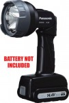 PANASONIC EY3740B 14.4V CORDLESS FLASHLIGHT 4,000LUX was £26.99 £13.50