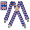 BRIMARC UNION JACK BRACES £12.95 Brimarc Union Jack Braces