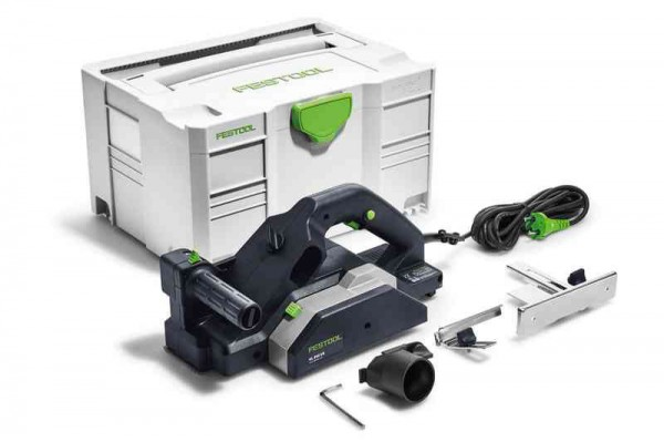 FESTOOL 574555 HL850EB-PLUS 240V 82MM PLANER WITH SYSTAINER CASE