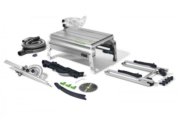 Festool 574767 Trimming Saw CS 50 EBG GB 240V PRECISIO