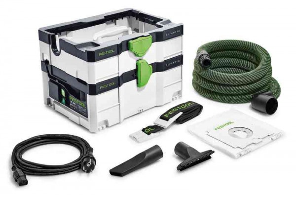 Festool 575284 CTL SYS GB 240V Mobile Dust Extractor CLEANTEC CTL SYS