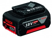 BOSCH GBA 18V 1 x 5.0Ah Li-Ion battery £55.00