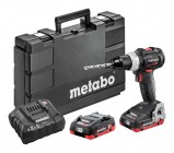 Metabo SB18LTBLSE 18V Brushless Combi/Drill (Black Special Edition) 2 x 4.0Ah Batteries, Charger & Case £199.95