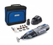 Dremel F0138200JK 10.8v Cordless Multitool Rotary Kit 2 x 2.0Ah Batteries & Case £124.95