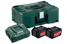 Metabo Cordless Batteries, Chargers & Bags