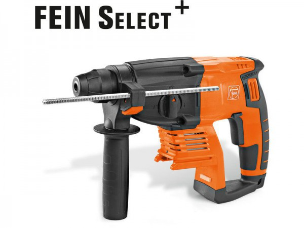 Fein ABH18 18V SDS+ Brushless 3-Mode Hammer Drill SELECT Body Only With Case