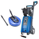 Nilfisk-alto P150.2-10 X-tra 240volt Pressure Washer 150 Bar Package with Patio Cleaner Worth £49.95 £399.95