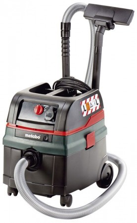 Metabo ASR25 L SC 240v Wet And Dry Vacuum Dust Extractor