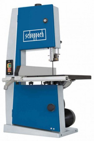 Scheppach BASA 1.0 240V Bench Top Bandsaw with Cast Alloy Table