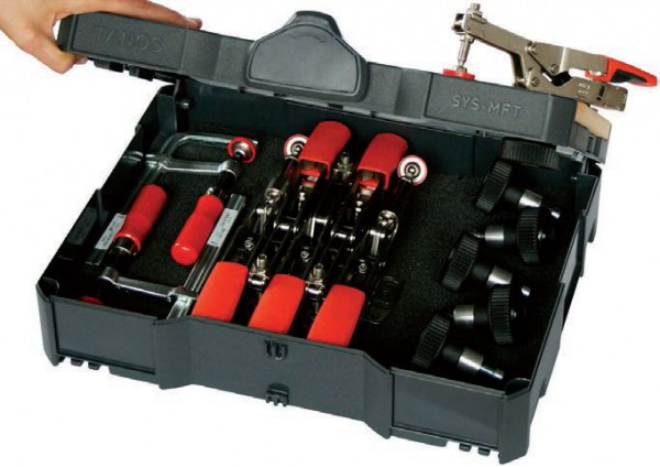 Bessey STC-S-MFT Systainer Clamping Kit
