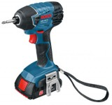 BOSCH GDR18VLi 18V IMPACT DRIVER WITH 2 x 1.3AMP LITHIUM-ION BATTERIES WITH L-BOXX was £321.65 £259.95