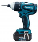 MAKITA BTP140RFE 18VOLT LITHIUM-ION 4-FUNCTION COMBI was £407.49 £295.95