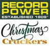 Record Power Christmas Crackers