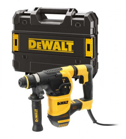Dewalt D25333K 240V 950W 30mm SDS+ Plus Rotary Hammer Drill