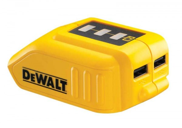 DEWALT DCB090-XJ 10.8V/14.4V/18V USB Charger From Your Battery!