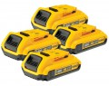 Dewalt DCB183 4 x 18V 2.0Ah Li-ion Battery Packs (Pack of 4) £114.95 Dewalt Dcb183 18v 2.0ah Li-ion Battery