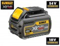 Dewalt DCB546-XJ 18V/54V XR FLEXVOLT 6.0/2.0Ah Battery £119.95 Dewalt Dcb546-xj 18v 6.0ah/54v 2.0ah xr Flexvolt Battery