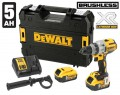 Dewalt DCD991P2 18V XR Brushless 3 Speed Drill Driver - 2 x 5.0ah & TStak Case £429.95 Dewalt Dcd991p2 18v Xr Brushless 3 Speed Drill Driver - 2 X 5.0ah & Tstak Case