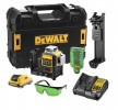 Dewalt DCE089D1G Green Multi Line Laser 1 x 10.8v 2.0Ah Battery & Charger £469.95 Dewalt Dce089d1g Green Multi Line Laser 1 X 10.8v 2.0ah Battery & Charger