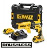 Dewalt DCF620D2K 18V XR BRUSHLESS Collated Drywall Screwdriver  2 x 2.0Ah Batteries Charger & Kit Box  £299.95 Dewalt Dcf620d2k 18v Xr Brushless Collated Drywall Screwdriver 2 X 2.0ah Batteries Charger & Kit Box 