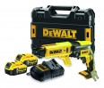 DEWALT DCF620P2K Brushless Collated Drywall Screwdriver 18 Volt 2 x 5.0Ah Li-Ion £349.95 The Dewalt Dcf620n Drywall Screwdriver Has A Powerful Brushless Motor That Drives Screws Efficiently And Effectively, Offering Maximum Run Time And A Compact Tool. It Has A Lightweight Compact Design