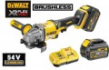 Dewalt DCG414T2 54V XR FLEXVOLT 125mm Angle Grinder - 2 x Batteries And Fast Charger  £439.95 Dewalt Dcg414t2 54v Xr Flexvolt 125mm Angle Grinder - 2 X Batteries And Fast Charger 