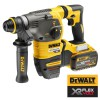 Dewalt DCH333X2 54V XR FLEXVOLT Brushless SDS+ Hammer Drill 2 x 9.0Ah Batteries And Fast Charger £649.95 Dewalt Dch333x2 54v Xr Flexvolt Brushless Sds+ Hammer Drill 2 X 9.0ah Batteries And Fast Charger