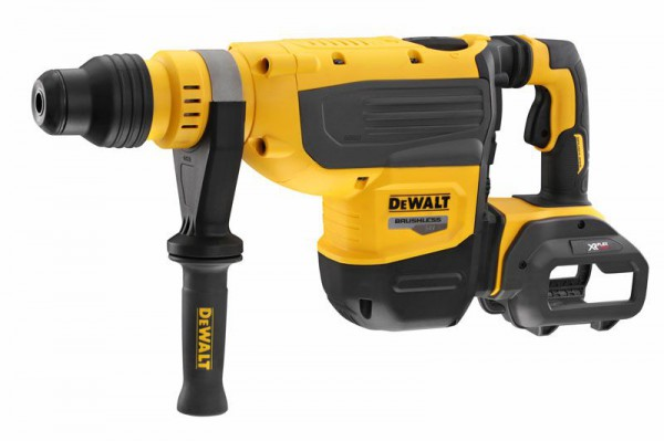 Dewalt DCH733N-XJ 54V XR FLEXVOLT 48mm 8Kg SDS-Max Combination Hammer, Body Only