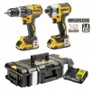 Dewalt DCK266D2 XR 18V Brushless IA Kit DS150 - 2.0Ah (Combi + Impact) £379.95 Dewalt Dck266d2 Xr 18v Brushless Ia Kit Ds150 - 2.0ah (combi + Impact)