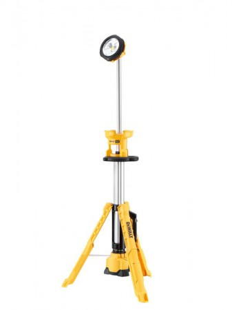 Dewalt DCL079-XJ 18V XR LED Tripod Light - Bare