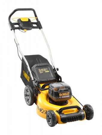 Dewalt DCMW564RN 2 x 18V XR Brushless 48cm Lawn Mower - Bare Unit