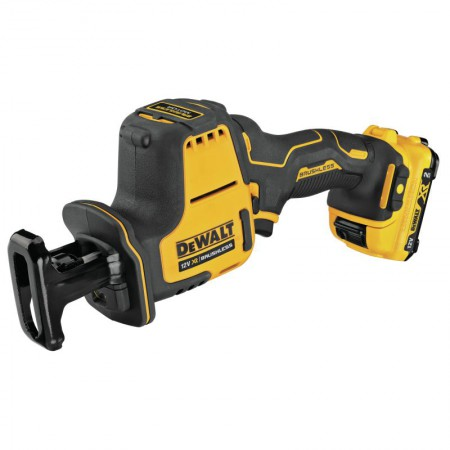 Dewalt DCS312D2 12v XR Brushless Compact Reciprocating Saw - 2 x 2Ah Batteries, Charger & TStak Case