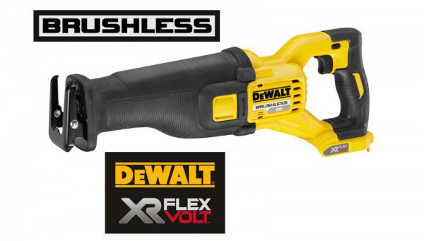 Dewalt DCS388N 54V XR FLEXVOLT Reciprocating Saw - Bare Unit Only