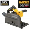 Dewalt DCS520NT 54V XR FLEXVOLT Cordless Plunge Saw - Bare Unit Only £434.95 Dewalt Dcs520nt 54v Xr Flexvolt Cordless Plunge Saw - Bare Unit Only