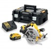 Dewalt DCS570P2 18V XR Brushless 184mm Circular Saw With 2 x 5.0Ah Batteries, Charger & TStak Case £389.95 Dewalt Dcs570p2 18v Xr Brushless 184mm Circular Saw With 2 X 5.0ah Batteries, Charger & Tstak Case
