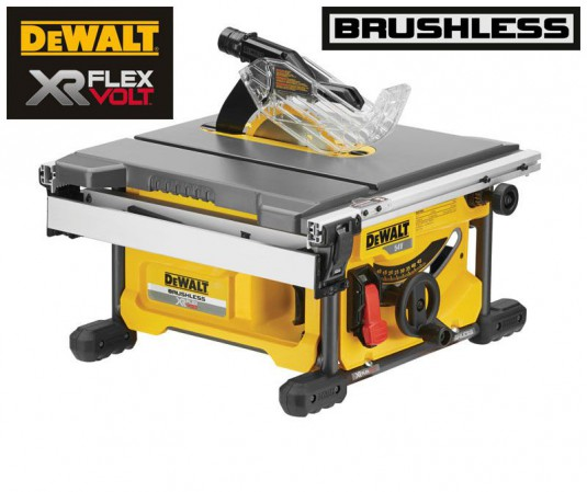 Dewalt DCS7485N 54V XR FLEXVOLT Brushless Table Saw - Bare Unit Only