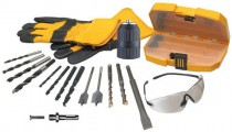 DEWALT DE0111 ACCESSORY SET was £79.95 £14.95