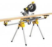 DEWALT DW717 XPS 240V 250MM DOUBLE BEVEL SLIDING MITRE SAW WITH CUT-LINE SYSTEM & COMPACT DE7033 LEGSTAND £689.00