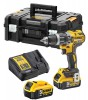 Dewalt DCD796P2 18V Brushless G2 Hammer Drill Driver 2 x 5.0Ah Batteries £199.95 Dewalt Dcd796p2 18v Brushless G2 Hammer Drill Driver 2 X 5.0ah Batteries With T-stak Case