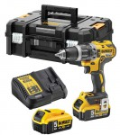 Dewalt DCD796P2 18V Brushless G2 Hammer Drill Driver 2 x 5.0Ah Batteries was £364.95 £299.95