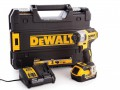 DEWALT DCF887M1 XR Impact Driver 18V 1 x 4.0Ah Li-ion £159.95 Dewalt Dcf887m1 Xr Impact Driver 18v 1 X 4.0ah Li-ion
